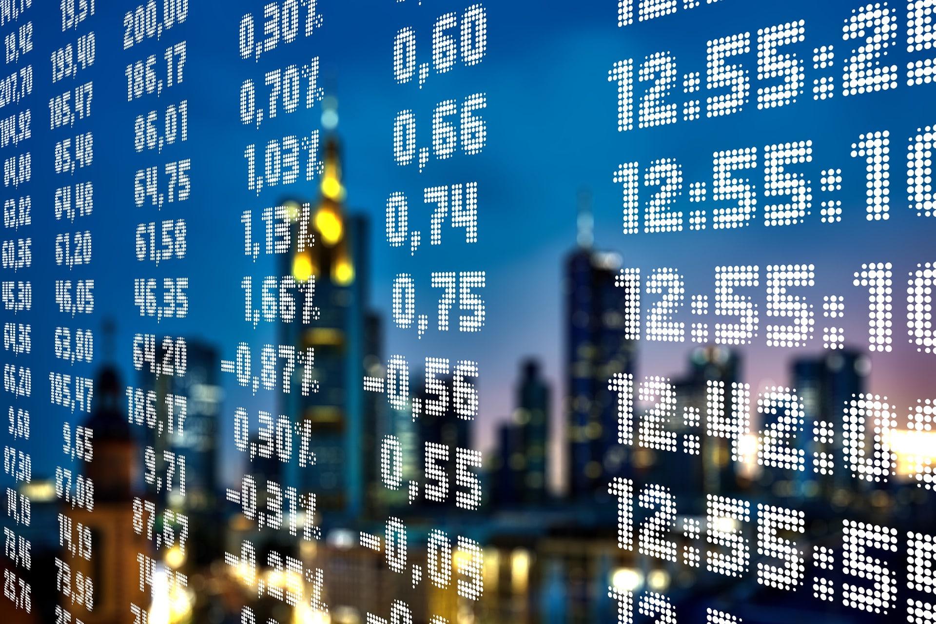 Pandemin har skapat en rekordhög volatilitet på börsen