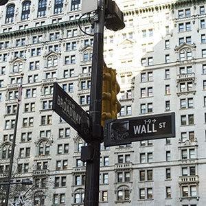 Short Squeeze stör Wall Street